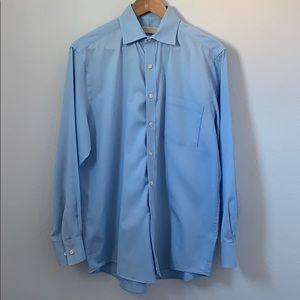 Michael MK | blue dress shirt